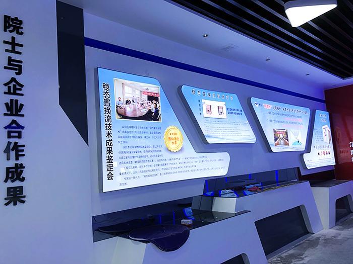 石家庄较大的展厅设计搭建公司