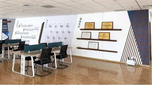 石家庄艺术类企业文化墙制作