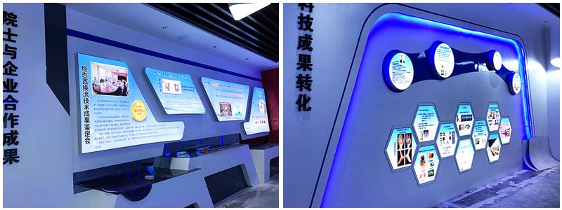 石家庄文化展览馆厅搭建效果,石家庄博采会展公司