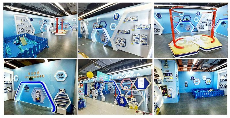 河北专业商场美陈设计的公司_石家庄博采广告