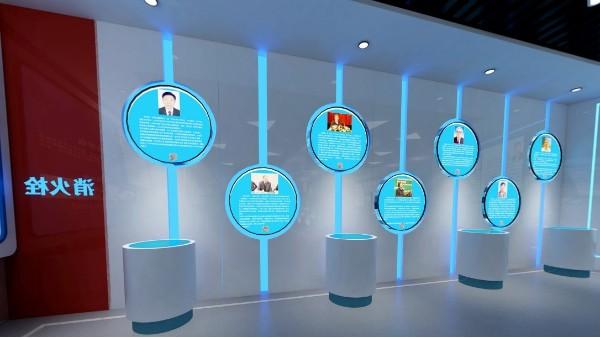 河北小型展览馆设计平面图