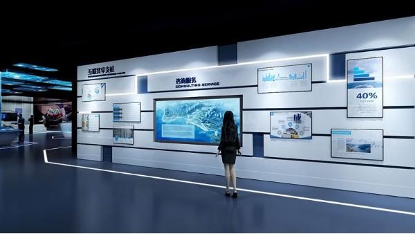 河北中小型科技展览馆3D设计图
