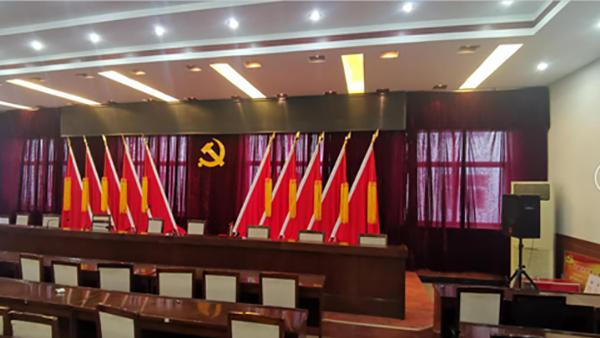 """博采为曲寨村打造""""党建网红打卡地"""""""