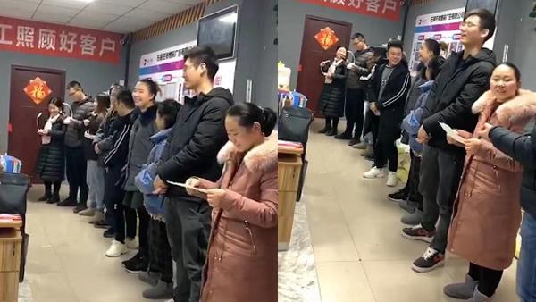 """博采广告中高层深入市场,华北鞋城再掀""""风搅雪"""""""
