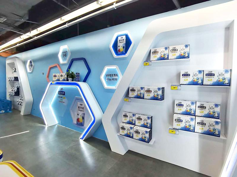 河北科技创意会展展厅布展案例_石家庄博采广告