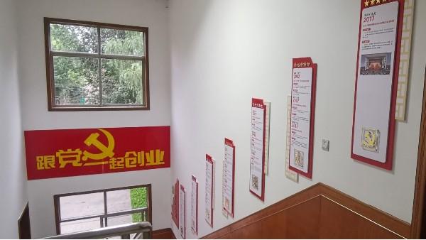 石家庄文化长廊展示设计公司
