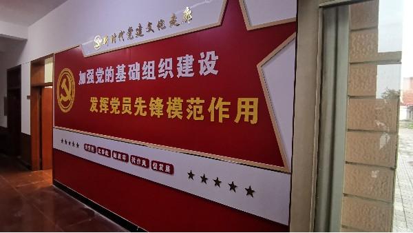 石家庄企业公司形象墙设计公司