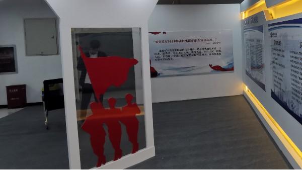 石家庄企业文化墙创意设计制作