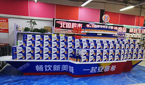 石家庄超市美陈设计公司