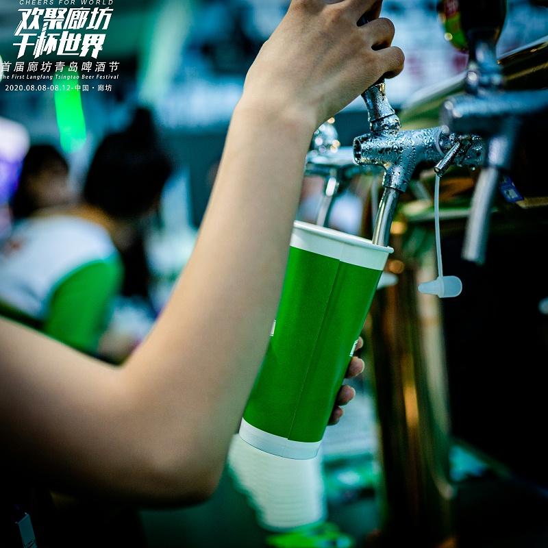 石家庄博采广告案例:青岛啤酒宣传照片 样片