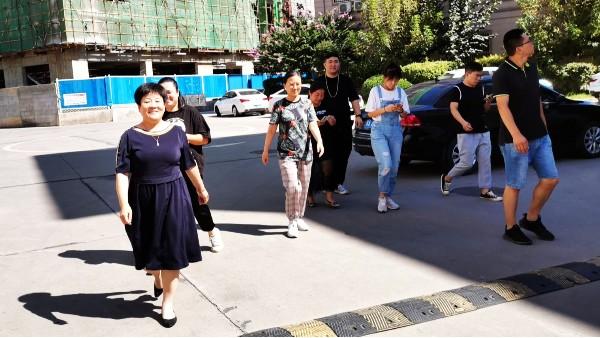"""鹿泉区新联会新媒体从业人员分会""""同心•新力量""""服务活动"""