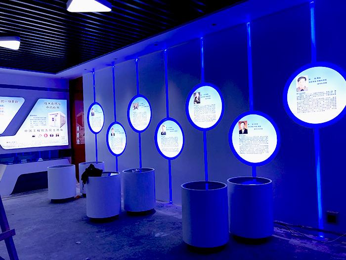 河北特装展览设计搭建公司,石家庄博采广告