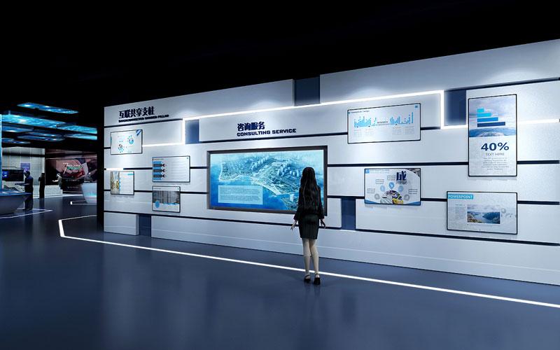 河北中小科技展厅搭建案例图