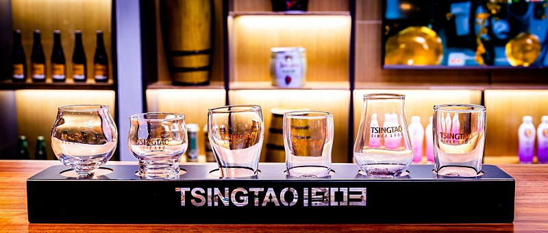 青岛啤酒小酒馆宣传照片拍摄