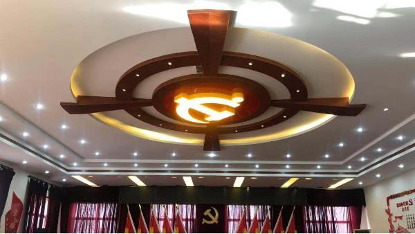 河北形象文化墙设计制作公司_石家庄博采广告