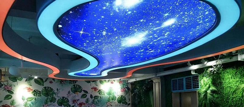 石家庄UV软灯膜设计制作公司_石家庄博采广告