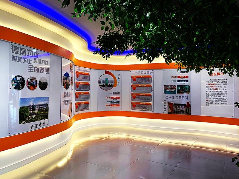 石家庄文化墙创意设计公司
