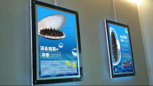 广告灯箱的设计特点